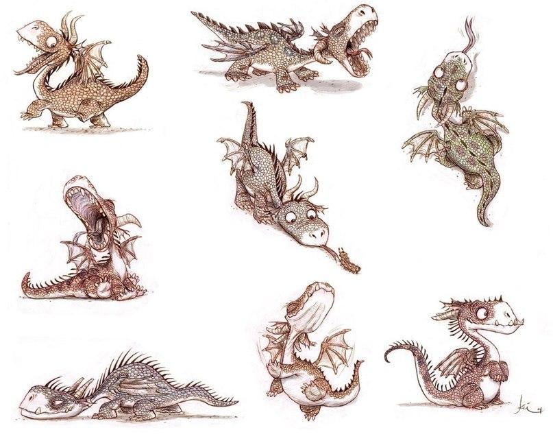 Драконята