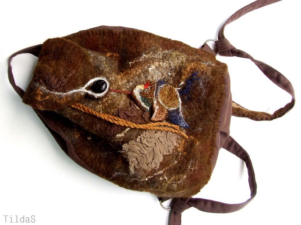 рюкзак утка дикая 15