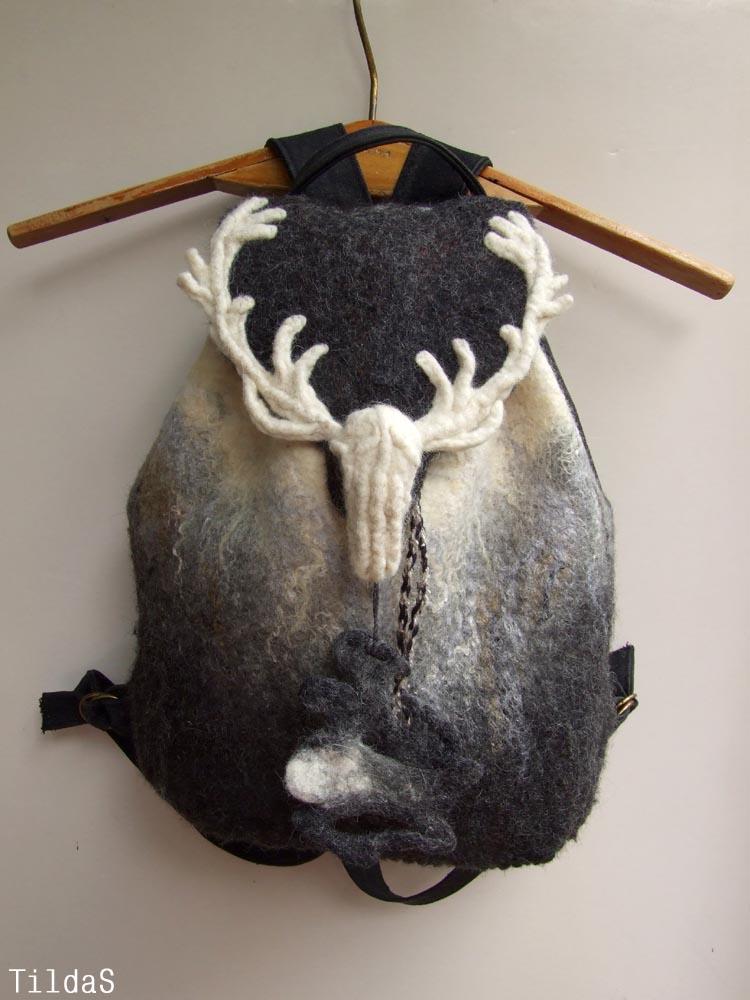 рюкзак северный олень 11