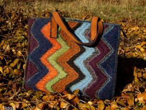 сумка большая ковровая 01