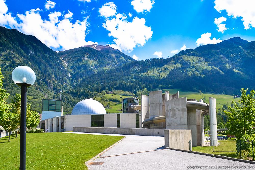 Альпийская жемчужина. Бад Хофгаштайн летом. Австрия
