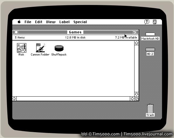 mac эмулятор