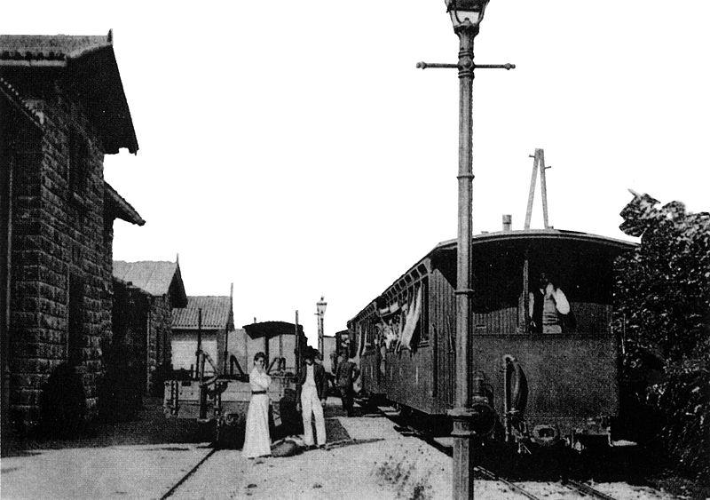 800px-Parenzana-Bahnhof-Koper-1905