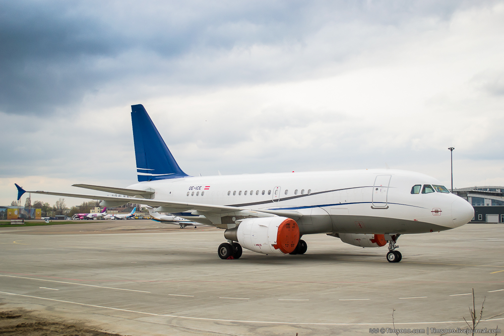 Airbus A318 CJ Elite