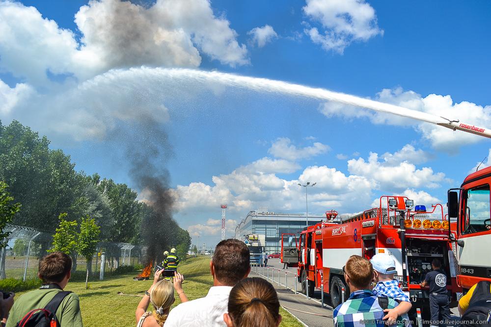 Аэропорт «Борисполь»: 55 ярких лет!