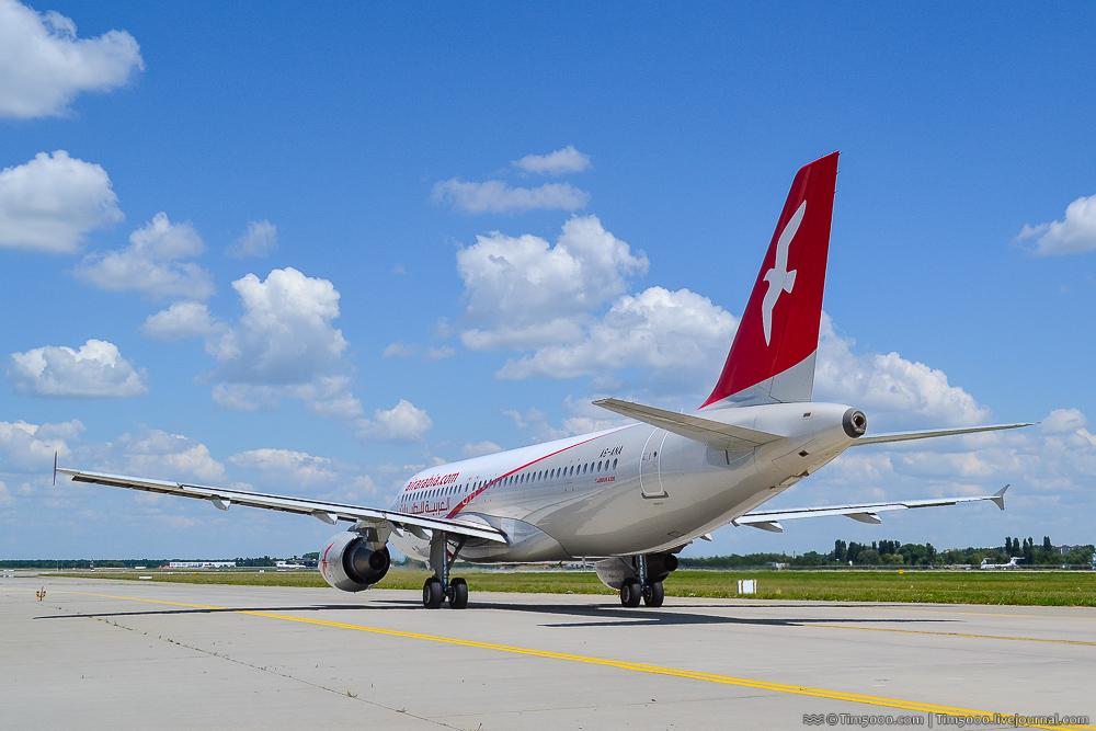 Airbus A320 Air Arabia