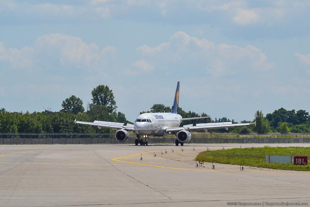 Airbus A319-100 Lufthansa