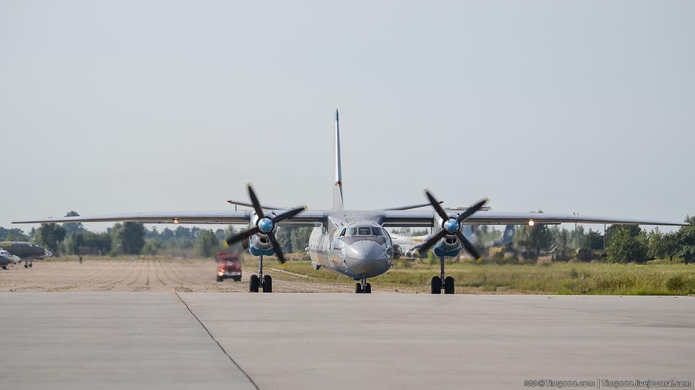 Феникс-Везунчик Ан-26