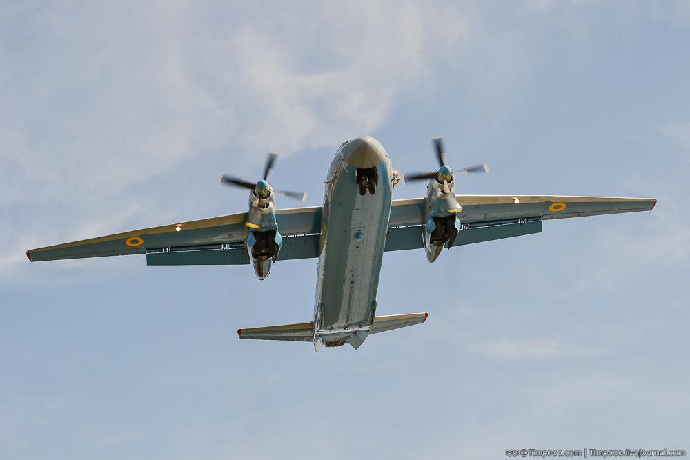 Ан-26 Везунчик-Phoenix