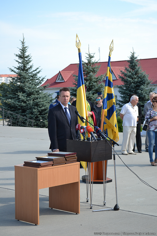 Игорь Кабаненко - заместитель Министра Обороны Украины по вопросам евроинтеграции