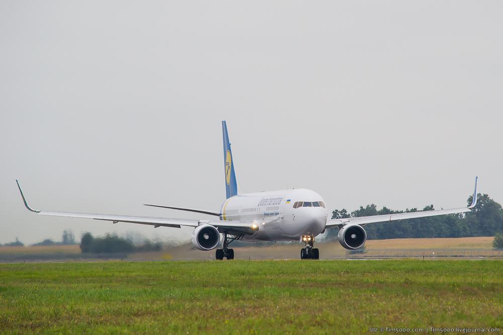 Boeing 767-300 МАУ