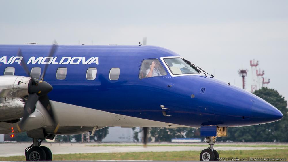 Embraer EMB 120 Brasilia Молдова