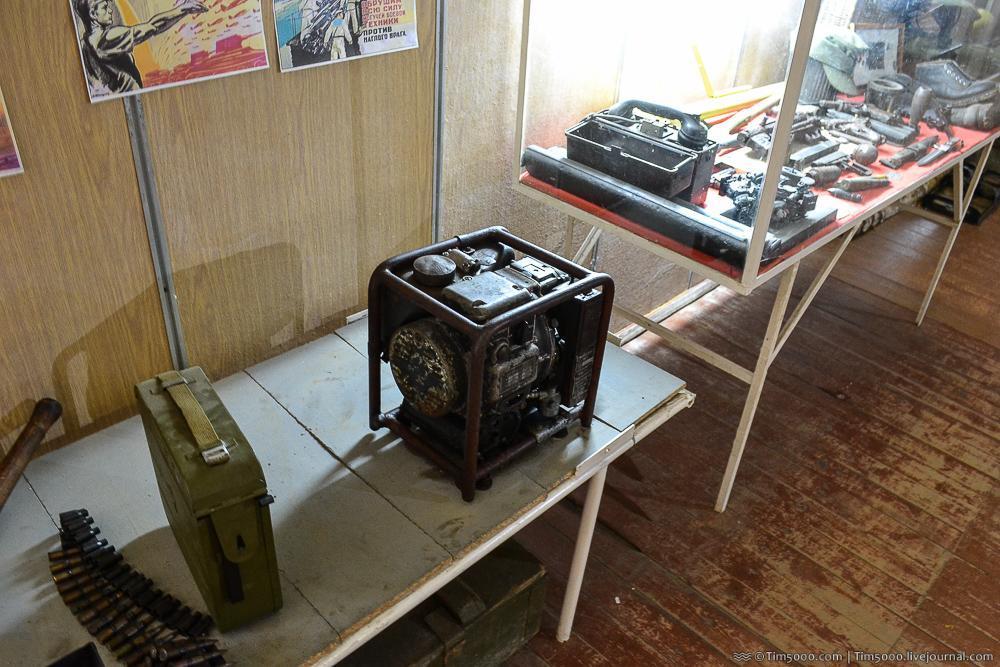Музей оружия второй мировой войны
