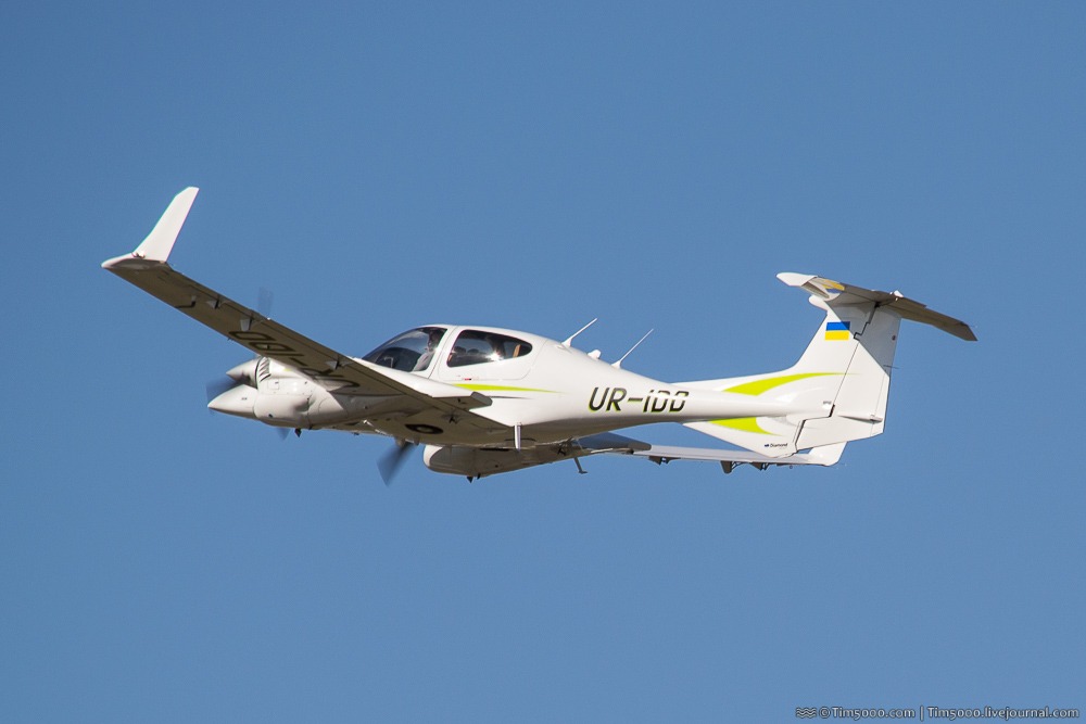 Diamond DA42 NG Twin Star