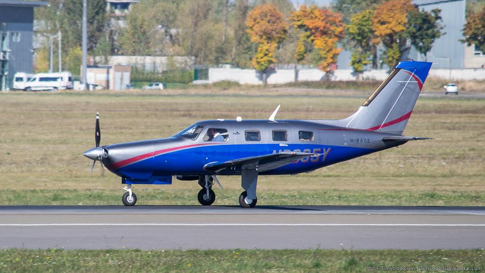 Piper Mirage Malibu