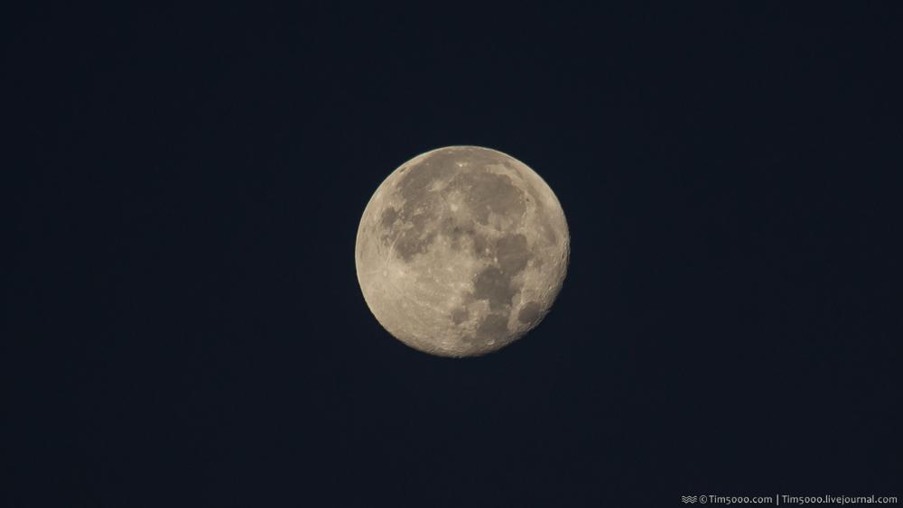 Полная Луна в Жулянах