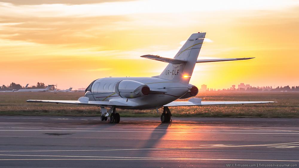 Dassault Falcon 20E-5