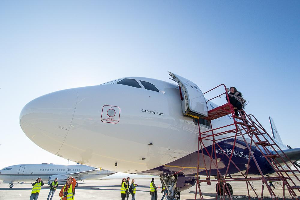 Airbus A320 YanAir
