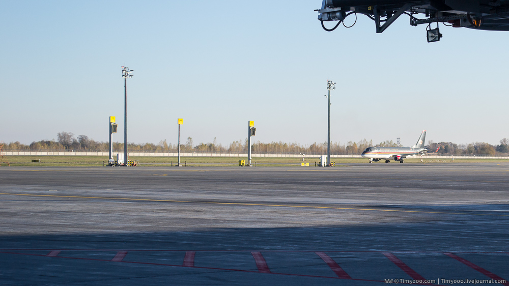 Royal Jordanian: третий рейс на украинском направлении