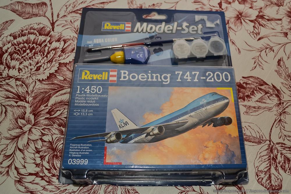 Свой собственный Boeing 747