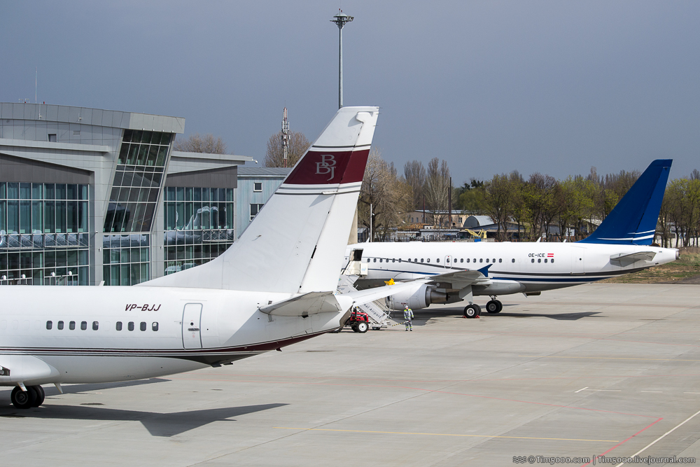 Boeing Business Jet и Airbus Corporate Jet