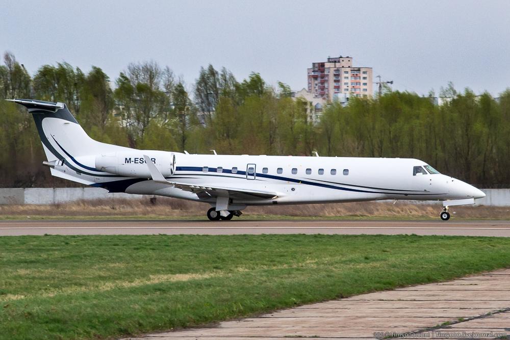 Embraer ERJ-135BJ Legacy