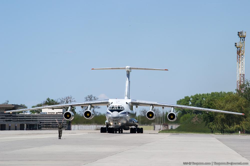 Ил-76МД Северный Сокол