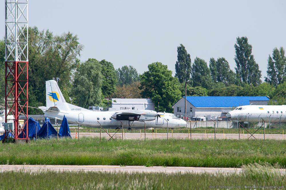 Ан-24РВ Аэросвит