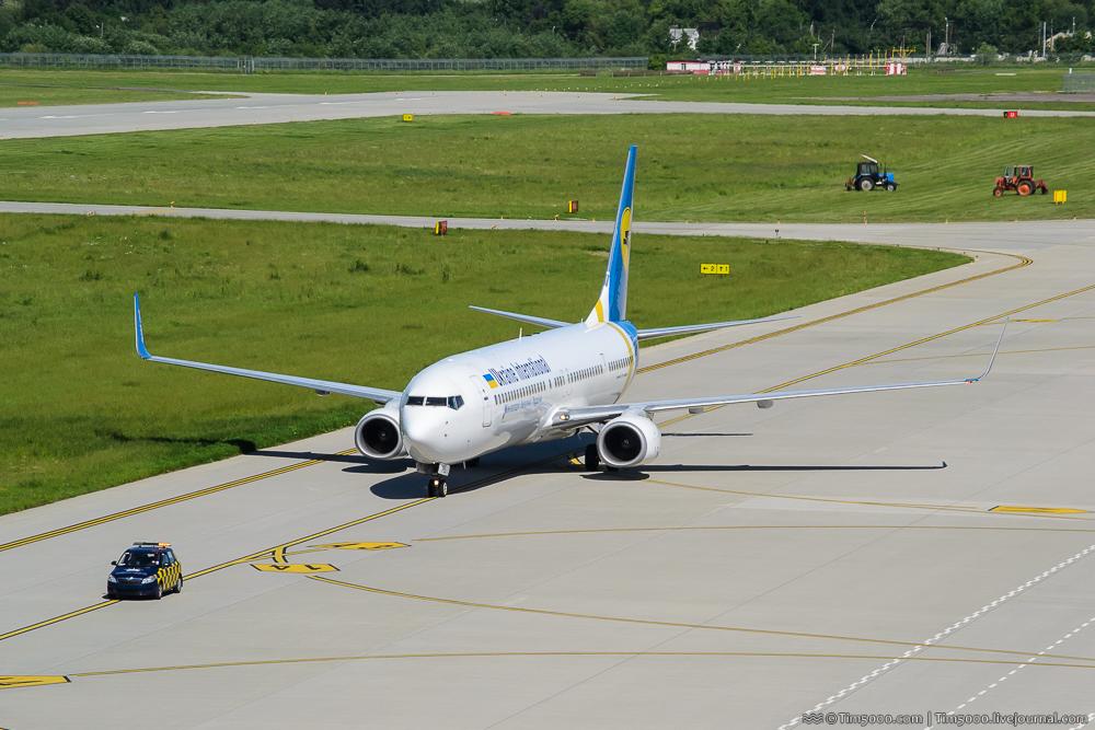 Boeing 737-900 МАУ