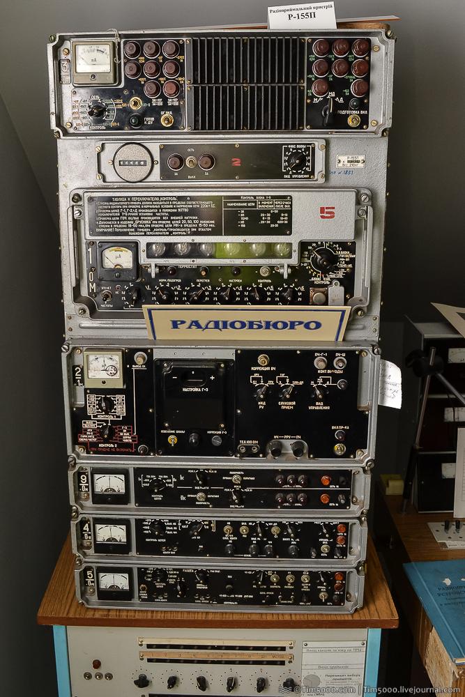 Радиоприемное устройство Р-155П
