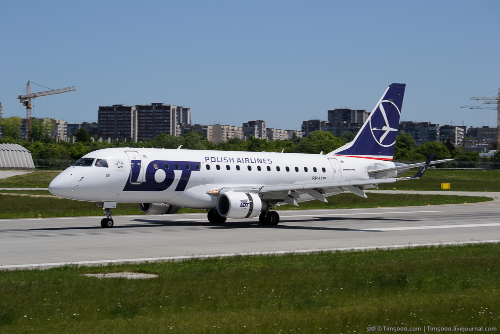Embraer ERJ170 LOT
