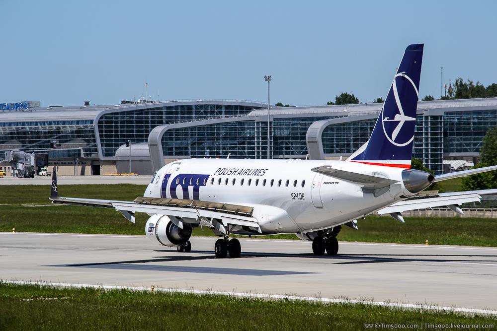 Embraer ERJ170 LOT