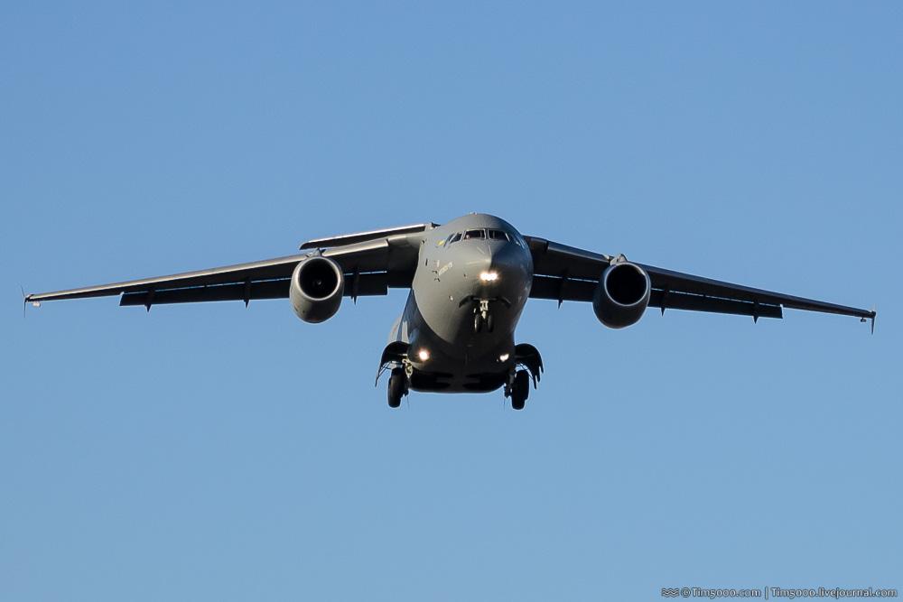Ан-178 с новым двигателем!