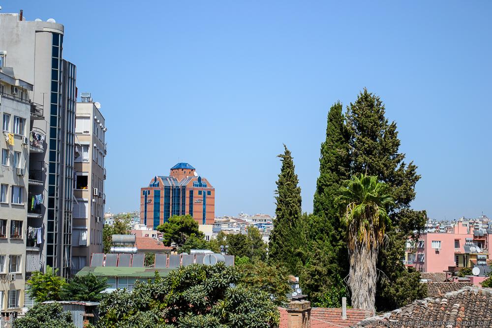 Бюджетная поездка в Турцию