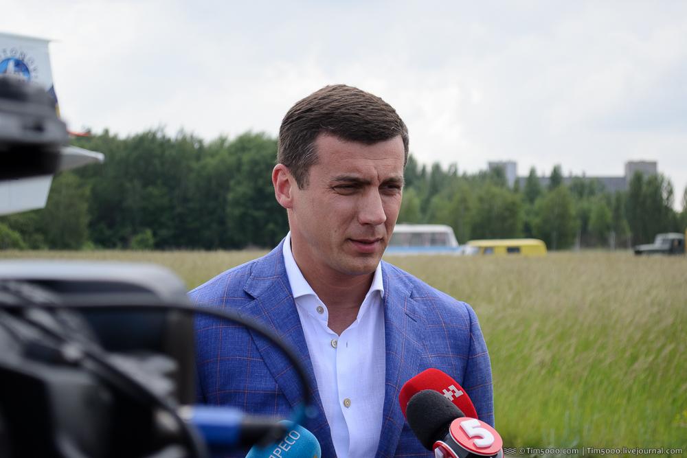 Александр Коцюба - первый вице-президент ГП Антонов