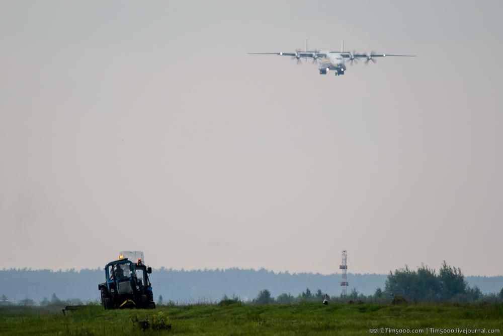 Ан-22А UR-09307