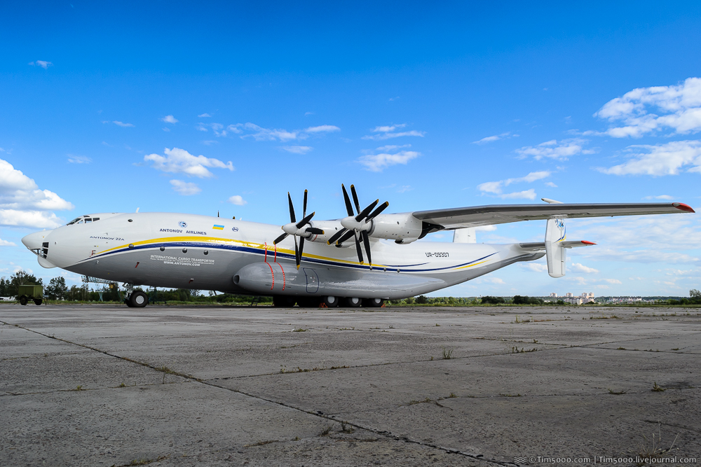Ан-22А Антей