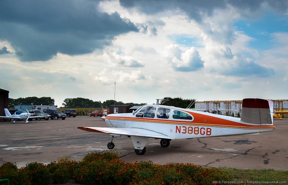 Beechcraft C35 Bonanza