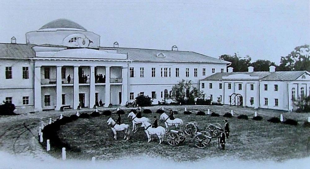 Качановска. 1880 год