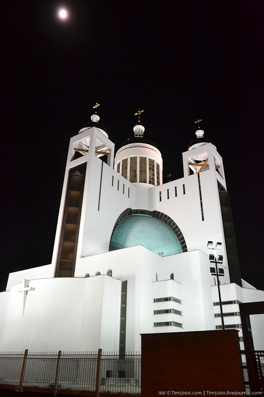 Патриарший собор Воскресения Христова Украинской Греко-Католической Церкви