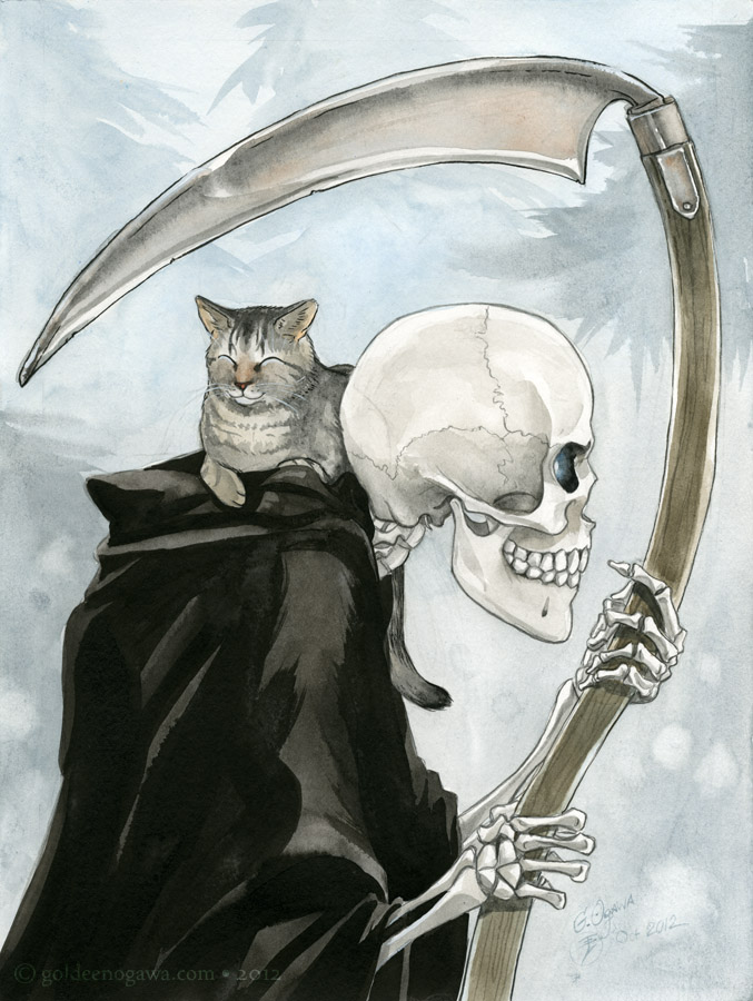 Death-and-the-Cat-dev