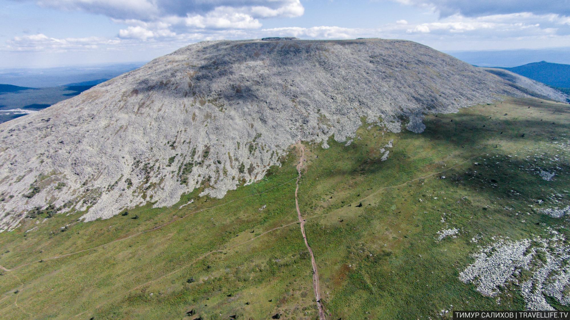 Гора иремель где находится