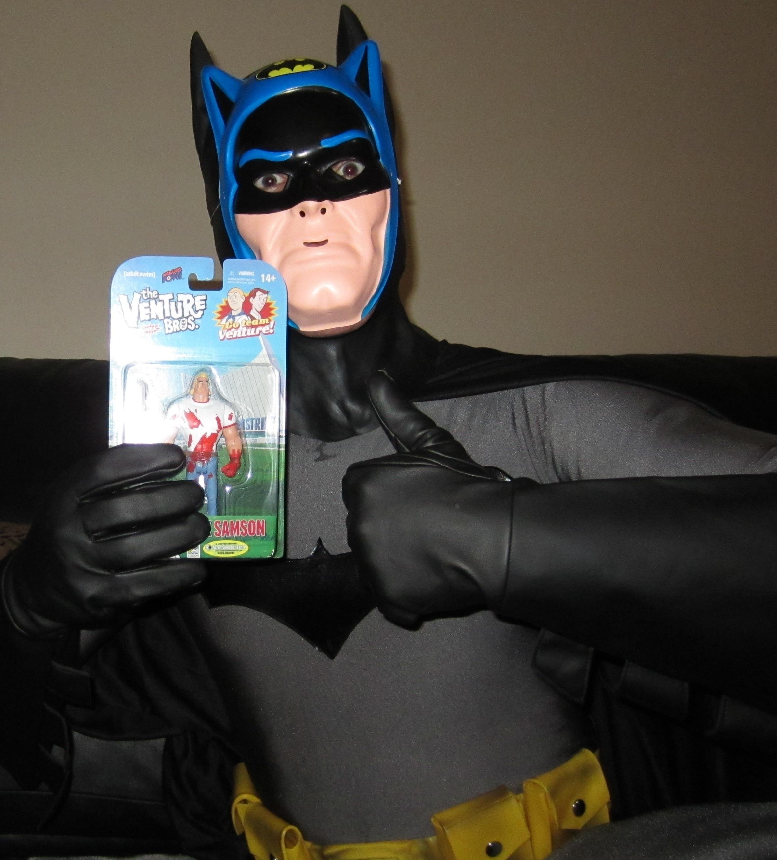 Brian Eidolon the bat