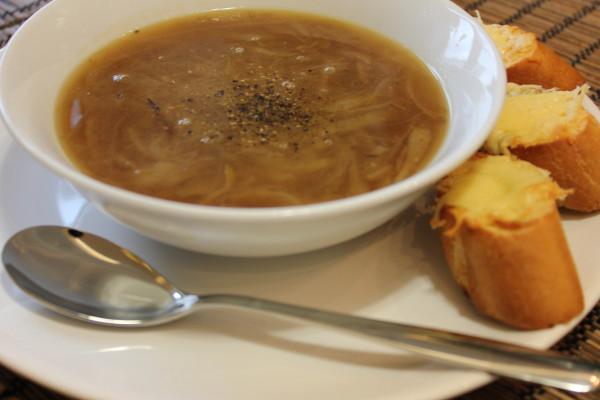 луковый суп французский классический