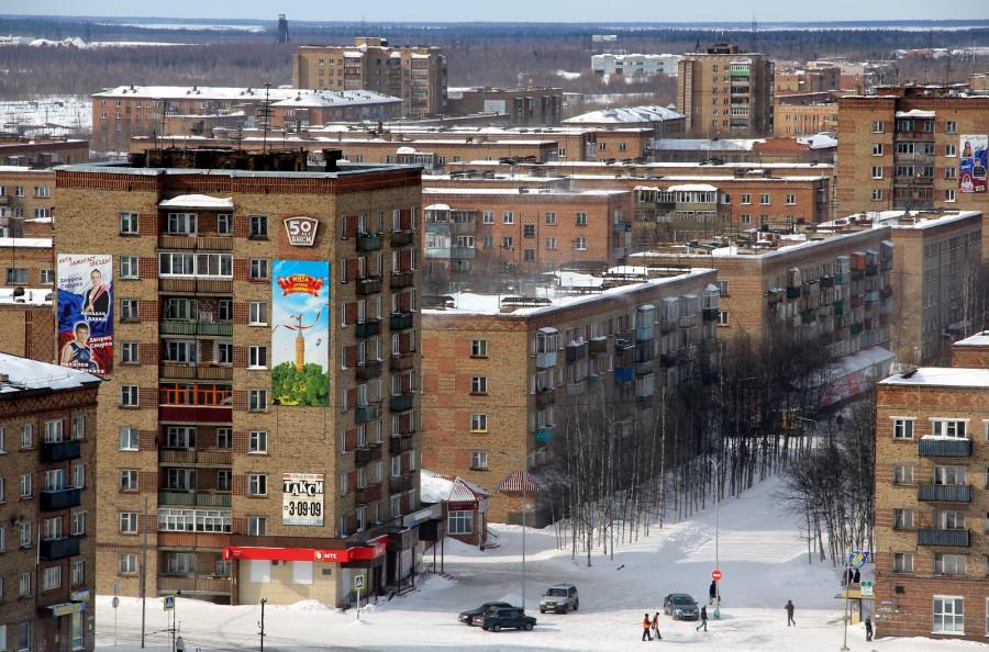 города инта фото