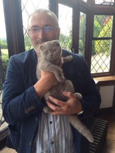 Ходорковский соревнуется с Жириновским, но не с Путиным !