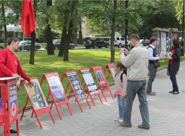 Гуманитарная помощь Донбассу 02