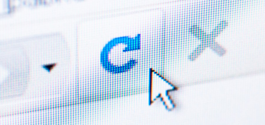 Кнопки «Обновить» и «Отменить» в браузере