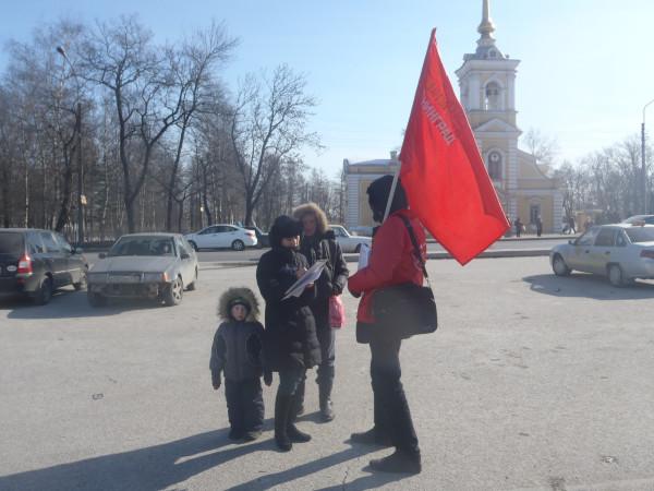 20130317, Красное село, рабочий момент