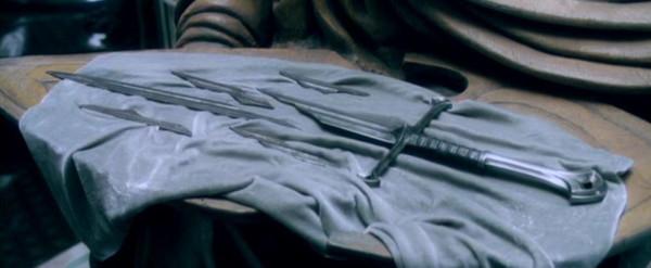 Сломанный меч Нарсил